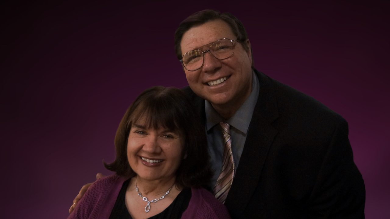 Pastor Dan and Mary Stertz